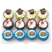 Cupcakes Tema Graduación