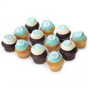 Cupcakes Tema Bautizo